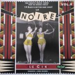 "LP/VA ✦✦ LA NOIRE #8 ✦✦ ""Slick Chicks""  (14 Blues'n Rhythm Rare Sides!)"